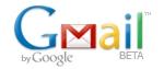 ベータ版のGmailロゴ